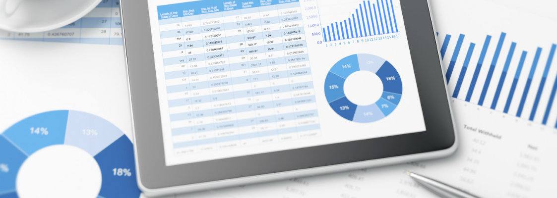 Cloud Accounting Tablet